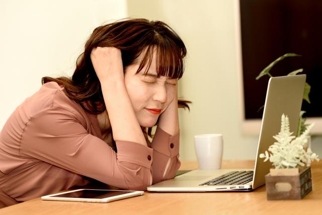 ストレスと体の不調